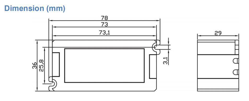 Constant_Voltage_DALI_Driver_EUP12D1H12V0_2
