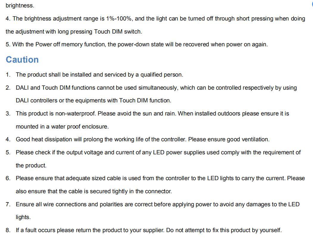 Constant_Voltage_DALI_Driver_EUP12D1H12V0_5