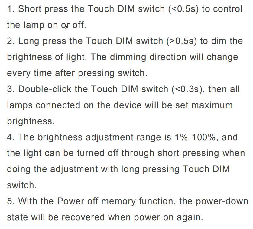 DALI_Constant_Voltage_LED_Driver_EUP40D1H24V0_10