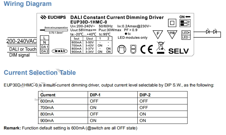 Euchips_Constant_Current_Dimmable_Drivers_EUP30D_1HMC_0_3