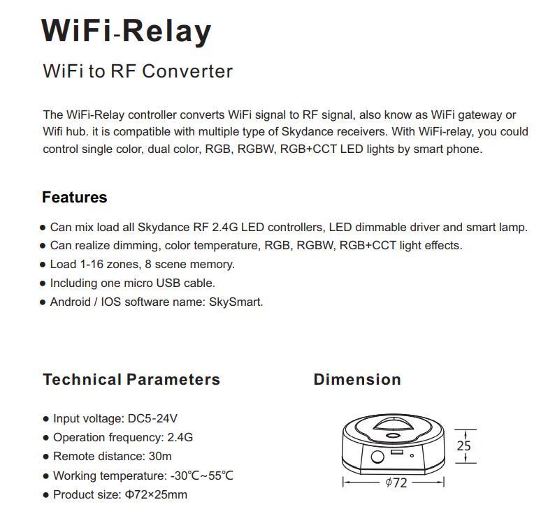 Skydance_Controller_WIFI_RELAY_1