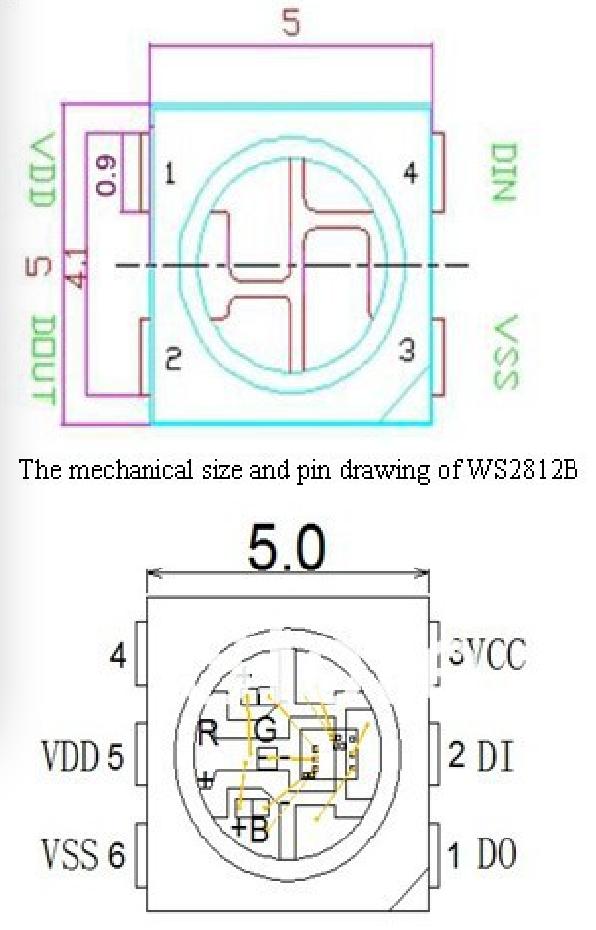 WS2812B_IC