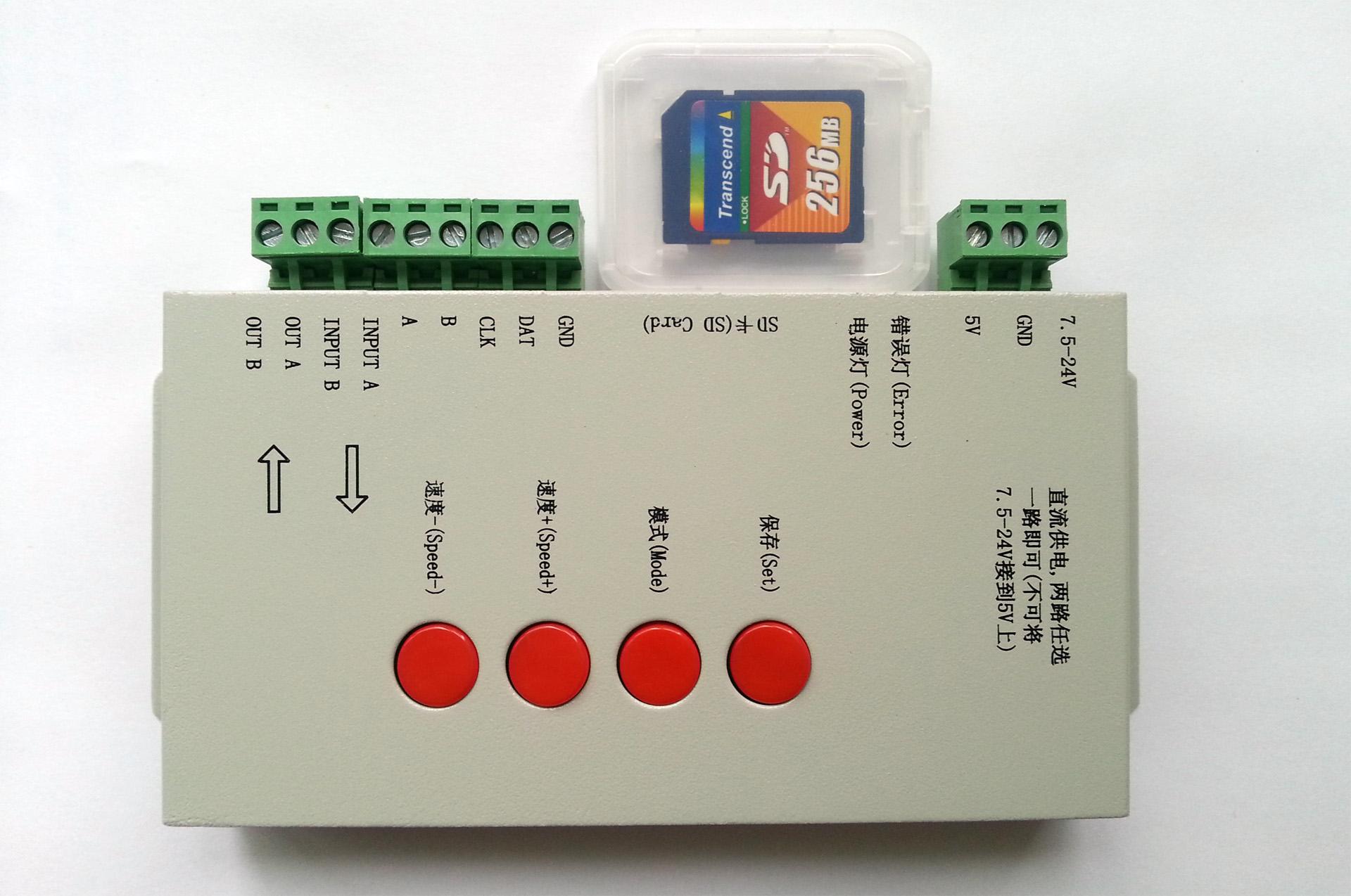 digital_IC_T-1000S_LED_controller