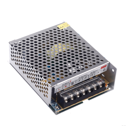 60W 5V 12A Metal Case Power Supply AC to DC Converter