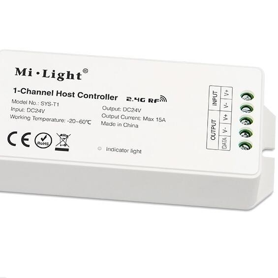 Mi light SYS-T1 RF/WIFI APP/Alexa Voice Control 1 Channel