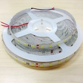10M 600LEDs DC 24V 5050 White LED Light Tape 60leds/m Flexible Strip