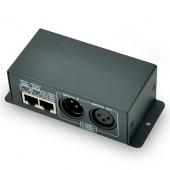 Euchips PX24505 RJ45 XLR-3 Constant Voltage DMX Decoder