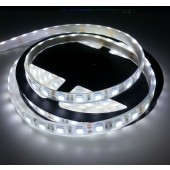 12V IP68 Waterproof 5M 300 LEDs SMD 5050 White LED Strip Light