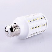 12W 60 x SMD 5050 E27 White Warm White Corn LED Lights
