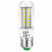 3Pcs 12W E27 56 x Smd 5730 Corn LED Light Energy Saving Corn Bulb