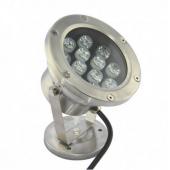 12W LED Underwater Light 12LEDs IP68 Fountain DownLights DC12V