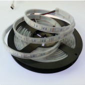 16.4Ft 300 LEDs 5050 Outer Casing Silicone RGB Flexible Strip Light