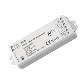 V2-S Skydance Led Controller 1CH*5A 12-24VDC 2-Wires WW+CW CCT CV Controller