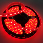 24V 5050 Red Flexible Waterproof LED Strip Light 5M 300Leds