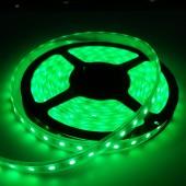 24V Waterproof 5050 Flexible LED Green Strip Light 5M 300Leds