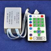 2Pcs 25 Keys 12V Horse Race IR Remote RGB Led Controller