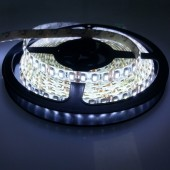 3528 White Flexible Strip Light 5M 600Leds 12V Waterproof LED Tape