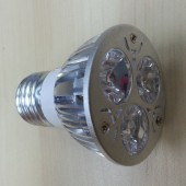 3W E27 Dimmable LED Spotlight White/Warm White Lamp