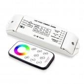 Bincolor Led BC-420 12V-24V 4 Output Channels RGBW Controller