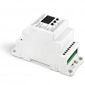 BC-835-010V-DIN/BC-835-PWM-DIN Bincolor Din Rail DMX512/1990 Converter LED Controller