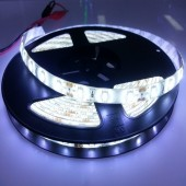 5630 White Waterproof LED Strip 16.4Ft 300Leds 12V Flexible Light