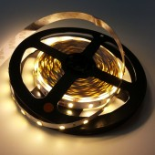 5 Meters 5630 Warm White Flexible LED Strip Light Non-Waterproof