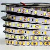 5M White/Warm White 300 450 600 LED Strip Light 12V 5630 Ribbon Strip