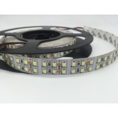 5M Double Row DC12V 2835 LED Ice Blue Strip Light 120LEDs/m Ribbon