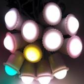 5V 16mm UCS1903 SMD5050 RGB Waterproof LED Pixel Point Light