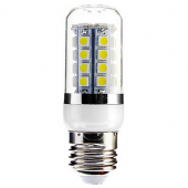 3Pcs 5W 36 X Smd 5050 E27 Dimmable Corn LED Light Bulb Energy Saving Lamp