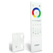 LTECH RF 2.4GHz 4 Zones Q4 RGBW Touch Series Remote Control