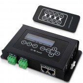 Bincolor Led Controller DC 9V DMX512 Signal 170 Pixels Control LCD Display BC-100