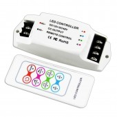 Bincolor BC-361-CC RGB Dimmer with RF Wireless Remote Led Controller