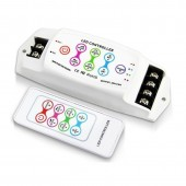 Bincolor BC-390RF Multi-function RGB with Wirless Remote Led Controller