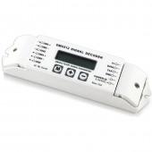 BC-820 Bincolor DMX512 to SPI Signal Decoder Convertor Led Controller