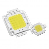 COB High Power LED Light Beads 10W 20W 30W 80W 50W 100W Chip Floodlight