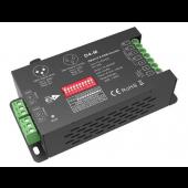 D4-M Skydance Led Controller 4CH*6A 12-24VDC CV DMX Decoder