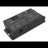 D4C-XE-350mA Skydance Led Controller 4CH Constant Current DMX512 & RDM Decoder