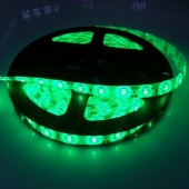 DC12V SMD 5630 Waterproof Green LED Strip Light 5m 300Leds