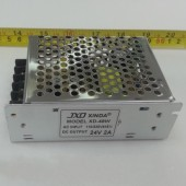 DC 24V 2A 48W Metal Case Power Supply AC to DC Converter