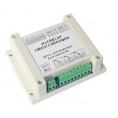 DMX-RELAY-3CH-220 Dmx512 Relays Decoder led Controller