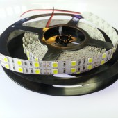 Dual Lines 5050 SMD LED Strip 5M 600 Leds Naked Lighting Tape