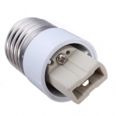 G9 to E27 LED Socket LED Light Lamp Bulbs Adapter Converter