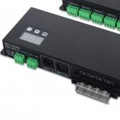 BC-824 Bincolor 24 Channel DMX512/1990 Signal Decoder Driver 5V-24V Led Controller
