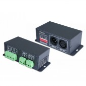 Ltech LT-8030 DMX-PWM LED Decoder DMX512 RDM Signal 5V~24Vdc Input