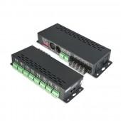 LTECH LT-880 24CH CV Constant Voltage DMX-PWM Decoder 5-24V DC Input
