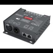 Ltech 4CH CV DMX Decoder LT-904-DIP DC12-24V CV DMX512 Decoder