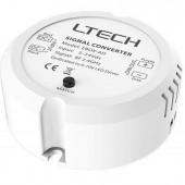LTECH EBOX-AD RF 2.4G 10V PWM Dimmer Signal Converter Wireless WiFi Controller