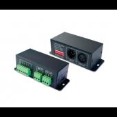 LTECH LT-8048 DMX-PWM CV Decoder DC12-48V Input 4A*3CH Output