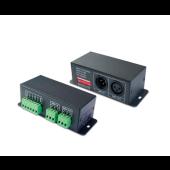 LTECH LT-DMX-1809 DMX-SPI Decoder DC5V~24V DMX512 Signal